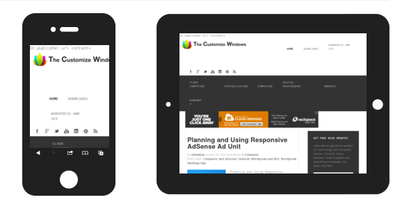 Favicons and Rel Links for Responsive Web Design