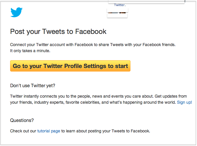Twitter, Google Plus, Pinterest, YouTube Tabs on Facebook Page