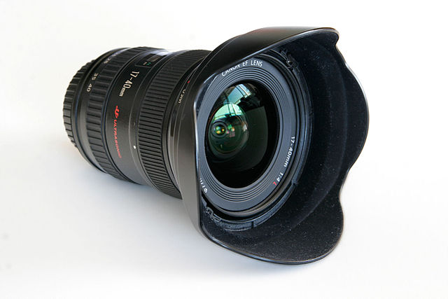 Wide Angle Lens Tips