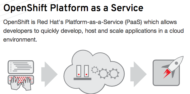 Red Hat OpenShift PaaS