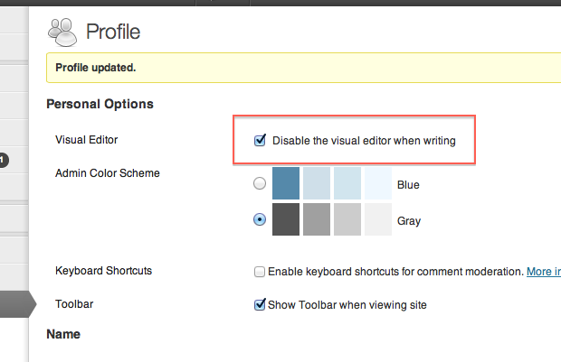 Visual Editor TinyMCE Not Showing Up in WordPress Fixing