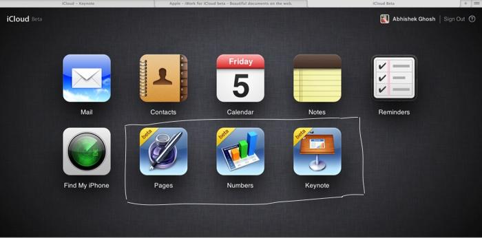 iWork-for-iCloud