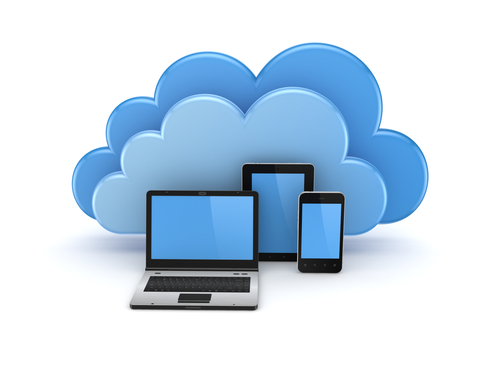 Cloud Computing and Advent of Mobile Devices as Admin Console
