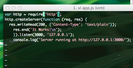 Node.js on OS X 10.8.x Installation Guide