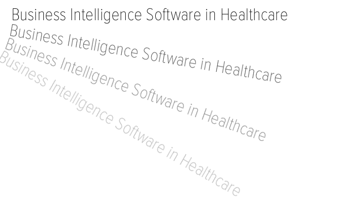 Business-Intelligence-Software-in-Healthcare