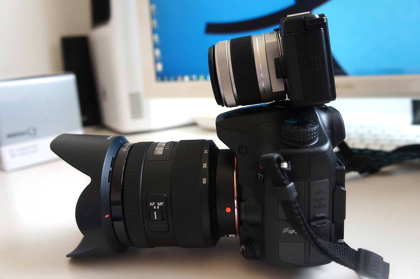 Things to Know Before Buying a DSLR Camera