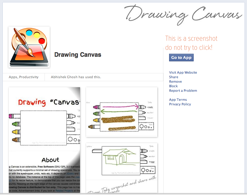 HTML5 Drawing Board With Javascript