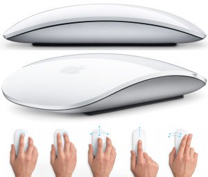 Trigger Gesture Events on OS X