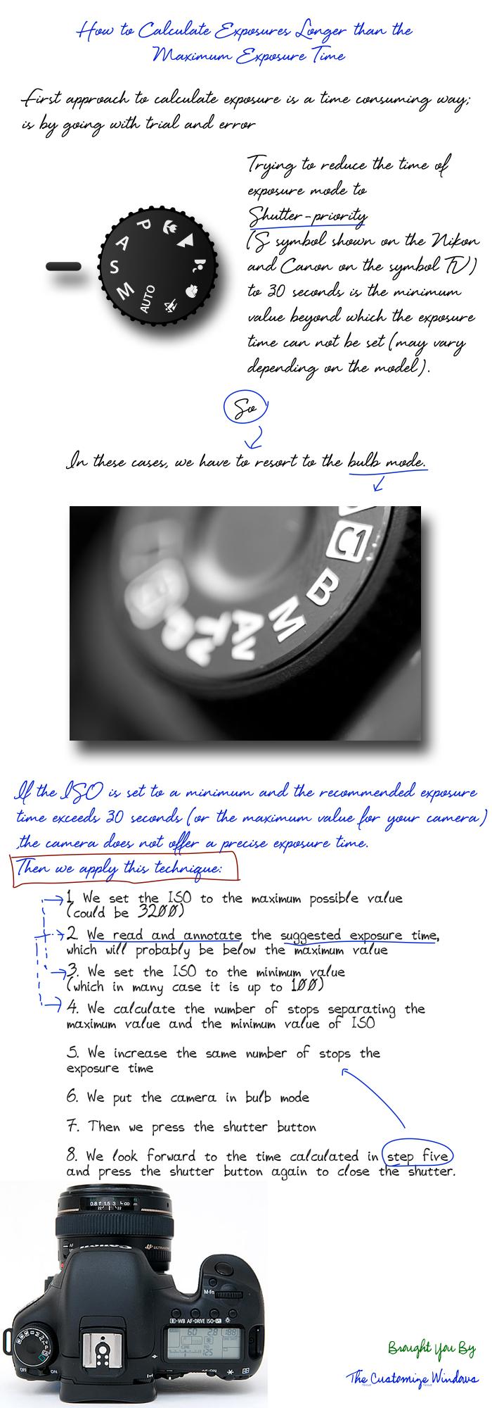 Calculate-Exposures-Longer-than-the-Maximum-Exposure-Time
