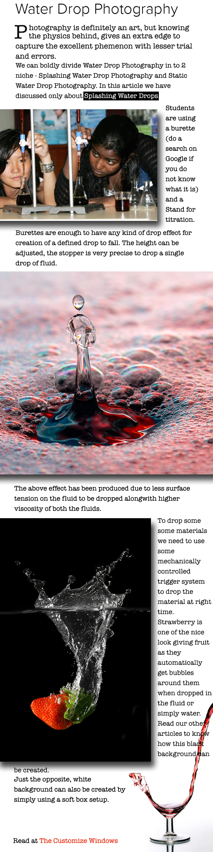 Water-Drop-Photography-Infographics