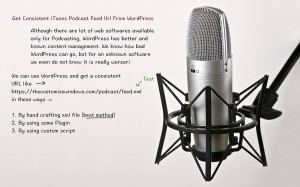 Get-Consistent-iTunes-Podcast-Feed-Url-From-WordPress