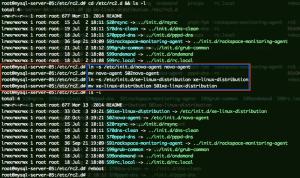 Fix Nova Agent Not Working ( Rackspace Cloud, Ubuntu )