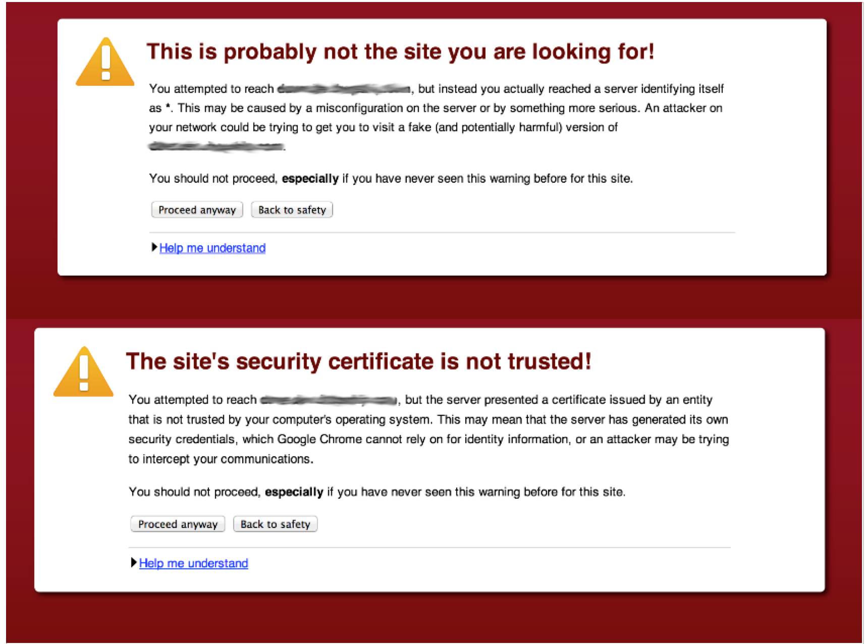 Google and HTTPS - Chrome Will Warn The Users to Not Protected Sites