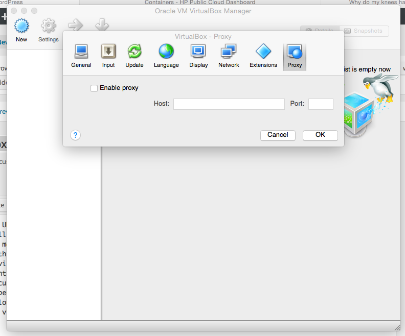 Run VirtualBox on Ubuntu 14.04 Cloud Server Instance