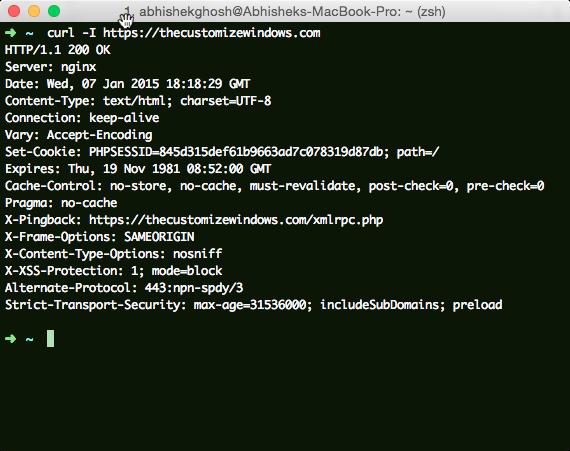 Remove Expires- Thu, 19 Nov 1981 PHP Header in Ubuntu Server
