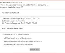 Google Custom Search on HSTS WordPress Installation
