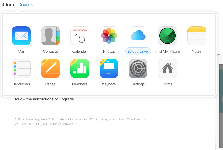 iCloud Drive in Practice