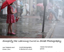 Simplify the Learning Curve in Street Photography