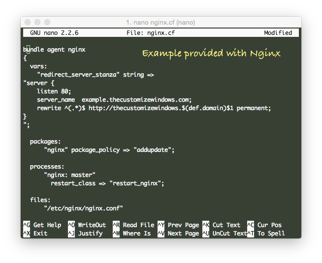 Install CFEngine on Ubuntu 14.04 HP Cloud