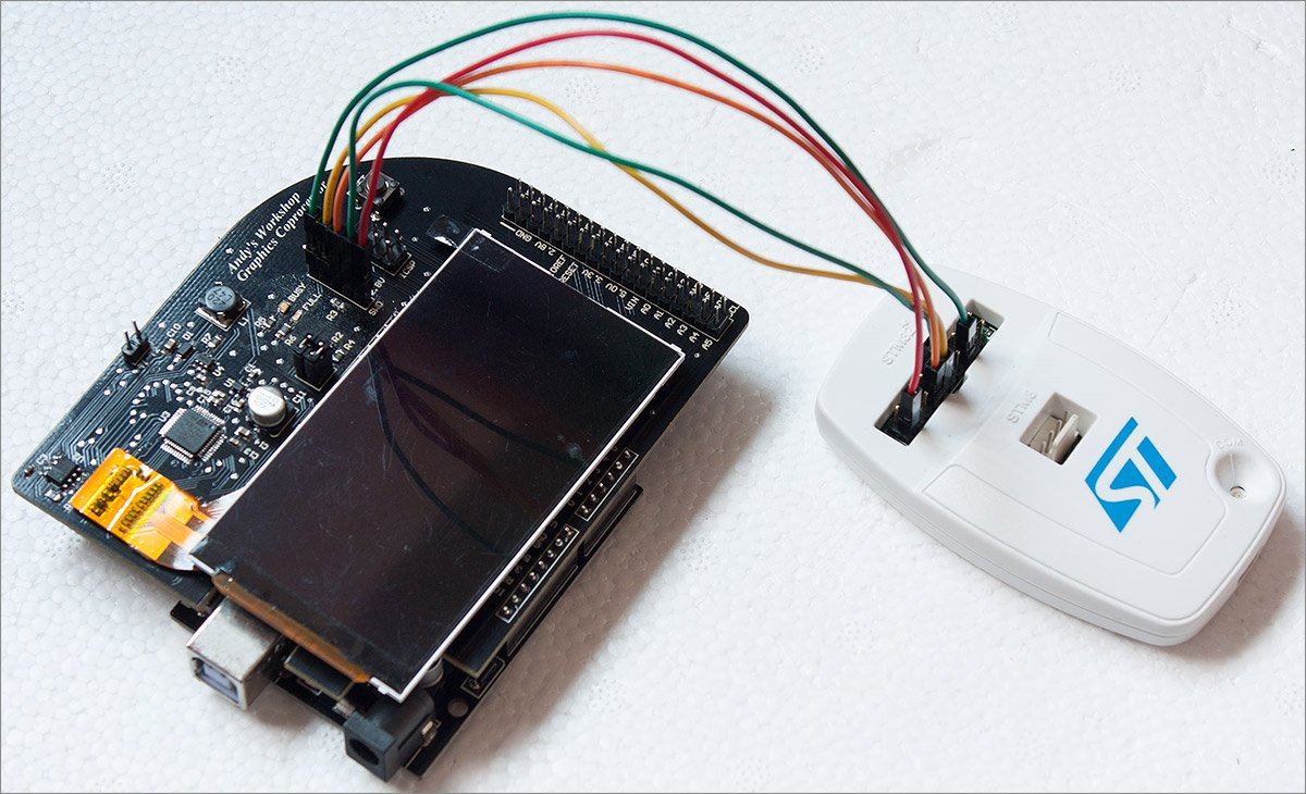 Used Mobile Phone's Display For Arduino & Other DIY Projects