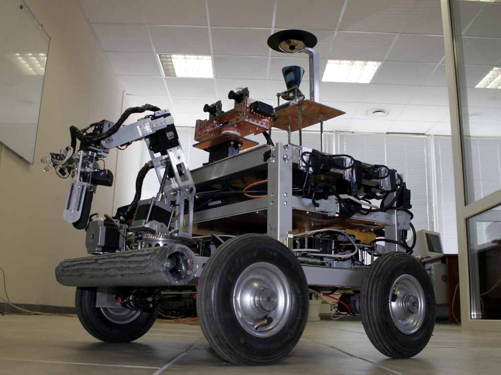 Wheeled Robot Chassis