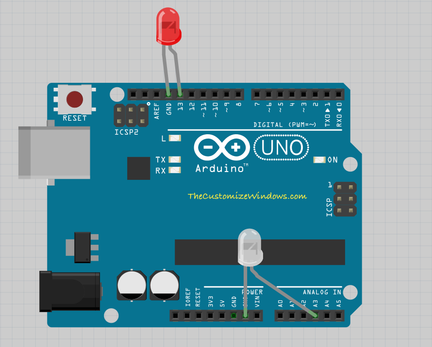 LED as Sensor For Arduino Basic Sensors in Robotics