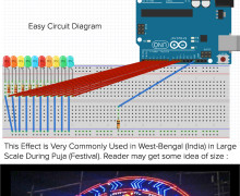Arduino-LED-Light-Chaser---10+-LED-Code-&-Circuit