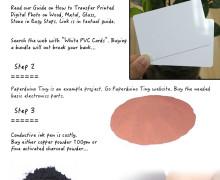 Build Own Arduino Board (PAPERduino) & Arduino Shields