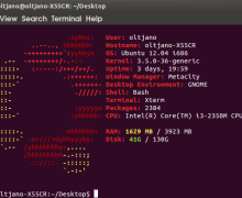 Enable Ubuntu System Information After SSH Login