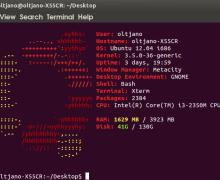 Enable Ubuntu System Information After SSH Login