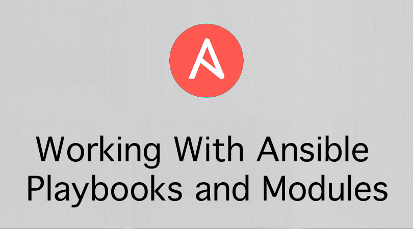 Get Started With Ansible Playbooks