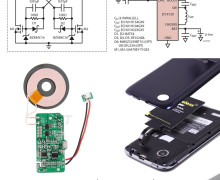 Wireless Mobile Battery Charger : Circuit, Kits, Theory