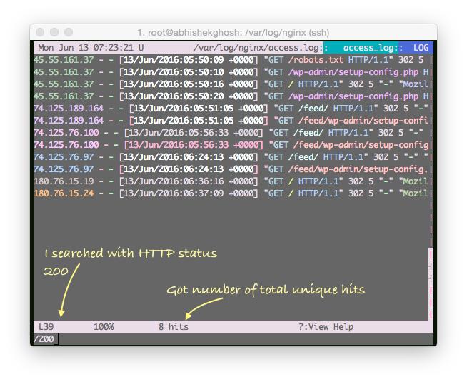 How to Install Log File Navigator lnav (Ubuntu 16-04)