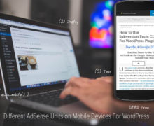 WordPress & PHP : Different AdSense Units on Mobile Devices
