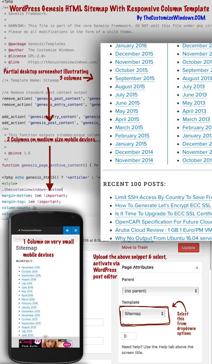 wordpress-genesis-html-sitemap-with-responsive-columns