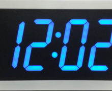 Cheapest Arduino LED Clock With Arduino Clone at $8
