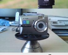 DIY 360-Degree Camera With DSLR, Rangefinder (Poor Man's 360)