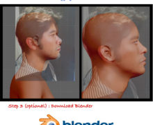How To Create Own 3D Model From Photograph