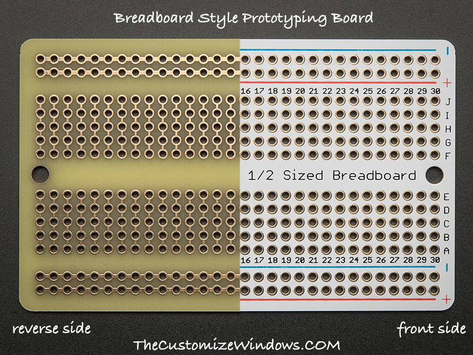Breadboard-Style-Prototyping-Board-For-DIY-Electronics