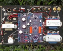 Arduino Vacuum Tube Stereo Preamp : Parts & Circuit Diagram