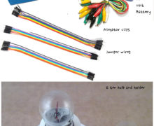 Electronics Learning Kit For Kids : Part 1