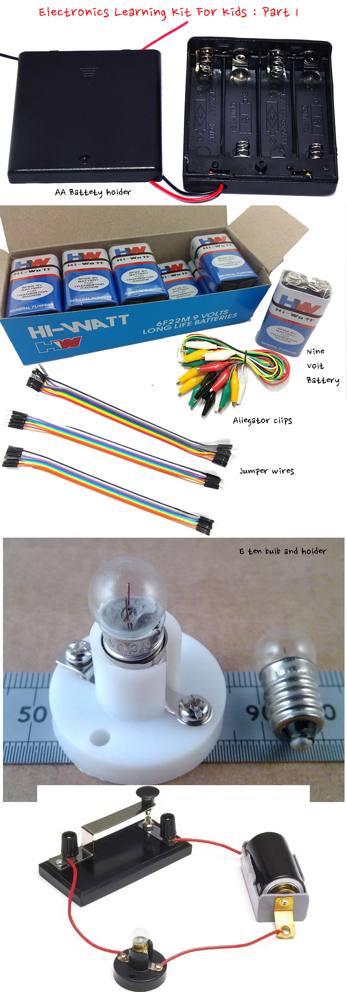 Electronics-Learning-Kit-For-Kids