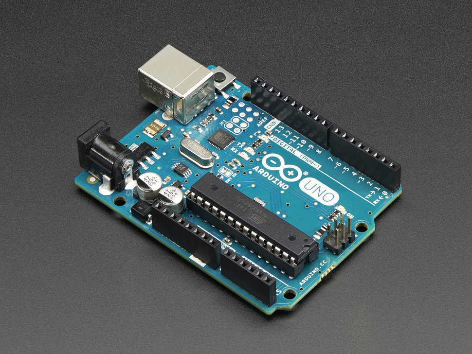 Arduino Hidden Voltmeter & Thermometer