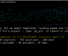 How To Install Metasploit on Ubuntu 16.04 LTS To Test Security