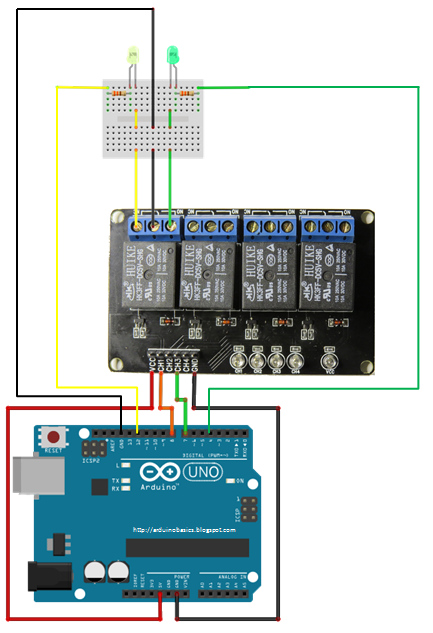 What are arduino relay modules they do the