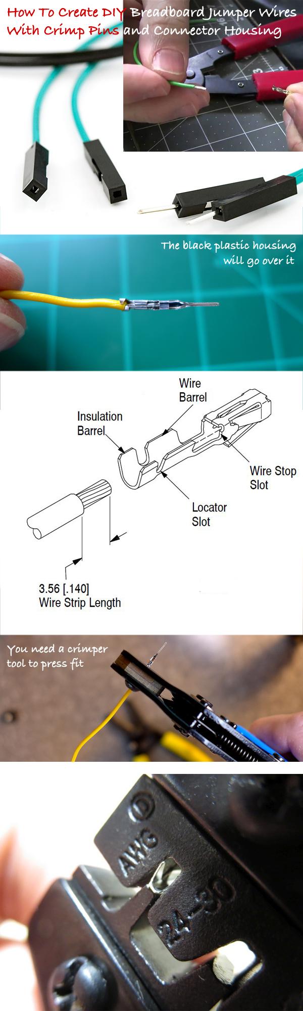 DIY-Breadboard-Jumper-Wires-Crimp-Pins-Connector-Housing