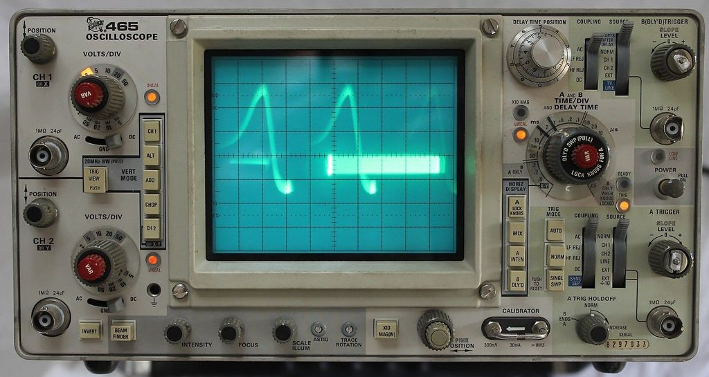 Oscilloscope Functions Basics