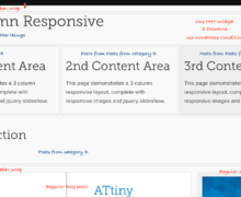 WordPress Genesis Homepage : Semi-Static, Customizable
