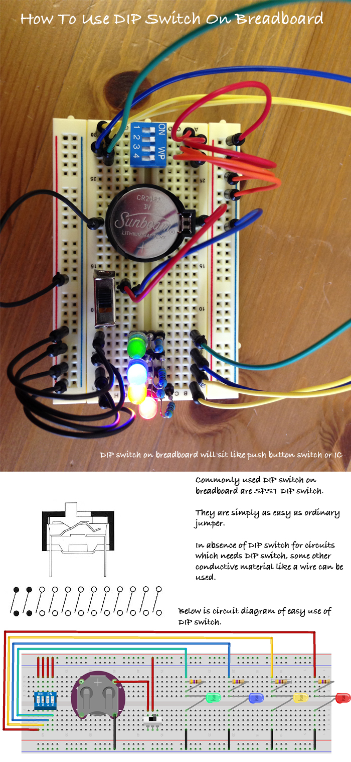 How-To-Use-DIP-Switch-On-Breadboard