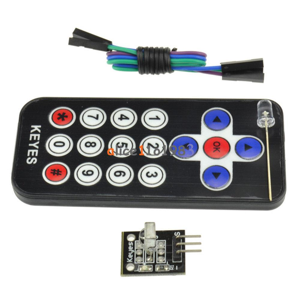 Arduino IR Remote Control Module Receiver Buying Guide